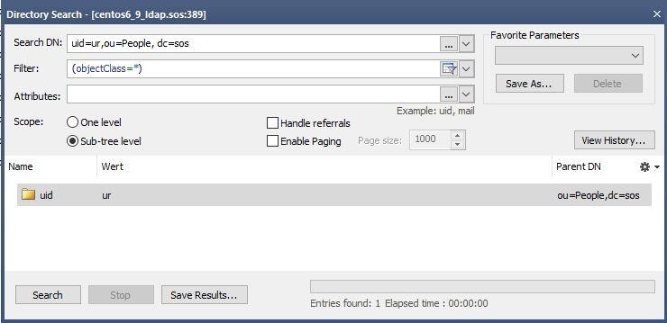 LDAP Configuration - Product Knowledge Base - Product Knowledge Base